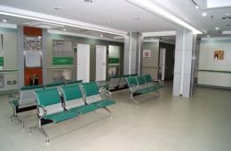 普瑞眼科医院8楼楼顶防水