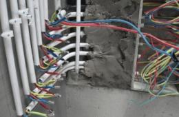 新唐万科广场电缆井穿线管道漏水找专业师傅维修