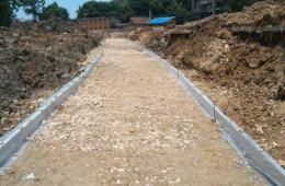 墨水湖绿化环湖改建地下车库防水分包