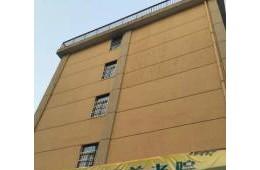丰竹园社区养老院屋顶做防水