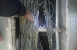 电缆井很多积水疑似漏水