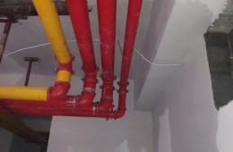 人防地下室顶漏水,上门有绿化,需堵漏