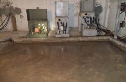 设备坑需找专业防水公司做个防渗处理 共有7个