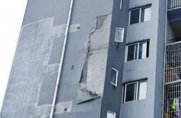 本小区有两栋外墙漏水需要维修,欢迎专业公司前来投标。