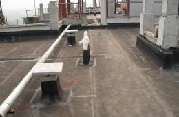 济南杨胡公寓改造工程楼顶和卫生间防水分工,有意者电联。