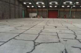 3000平车间地面,找能做耐磨地坪的公司