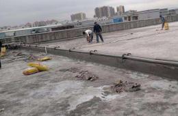 屋顶保温细石混凝土外包