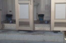 北京鲜花港洗手间漏水治理。