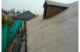 拱极东路西沙旁 房子天沟往下漏水,屋顶重新做防水