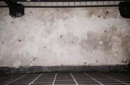 上海嘉廷酒店地下室侧墙面整面墙渗水