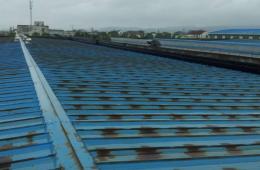 重庆长安福特维修厂房防水防锈外包