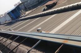 两路寸滩保税港彩钢板屋顶漏水找防水公司报价
