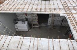 南京工大有个小地下室顶板做防水