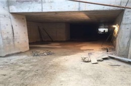 龙蟠中路天琴花园地下车库入口堵漏外包