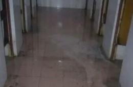 天津市南开区三潭医院公共场所漏水