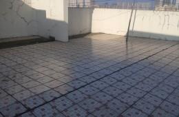 阳光嘉园房顶漏水,找人做防水