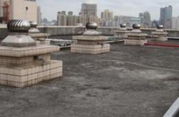 枫叶苑屋顶防水翻新外包