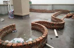 西桃园小区找人做房顶防水