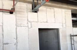 顺安车辆检测有限公司办公楼做防水