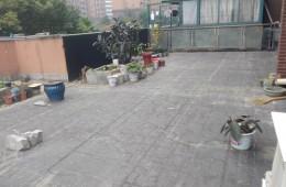 龙泉驿怡和新城 沿街门面天台漏水