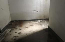 白云区金铂广场 地下室墙壁和地面渗水!