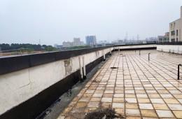 瑶海区济民肿瘤医院 房顶有多处漏水到室内