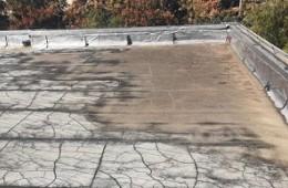 蜀山区颐和佳苑小学 会议室屋面防水外包
