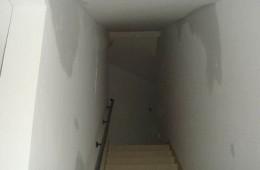 合肥曙苑招待所 楼梯走道两边渗水