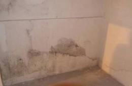 下城区朝晖路美成广告 墙壁发霉渗水
