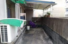 杭州市江干区五福苑 家里露台往楼下漏水