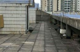 太原市迎泽区林业厅小区屋顶保温防水整修