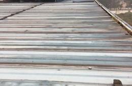 郑州市管城区开发区 屋面彩钢瓦漏水