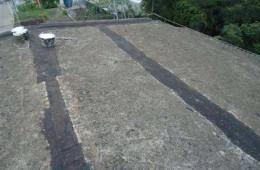 郑州管城区金岱路李帅修理厂 屋顶找人做防水