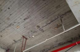 昆山市玉山镇完美网吧卫生间做防水