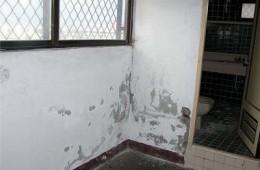 相城区元和街品瑞口腔门诊 厕所墙上掉皮