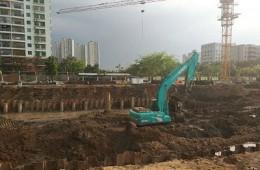 沈阳市浑南区自贸区天马集团还建房防水工程分包