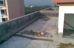 大连荣伸工业园屋顶反复漏水屋顶要做防水