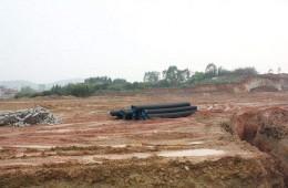 上实环境泉水河污水处理厂振连路项目防渗工程招标