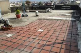 延安路十五街A区房顶防水维修