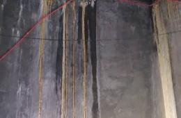 青岛绿城社区少年宫地下车库漏水