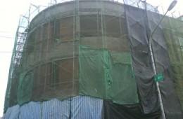 南通市美乐购物广场屋顶厕所做防水