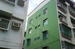 南通开发区张芝山惠宾旅馆墙壁渗水