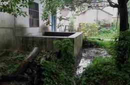 南关区长春建筑学院宿舍区蓄水池漏水