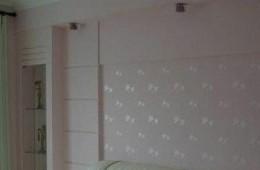 银川兴庆区满春新村16号楼客厅墙壁发霉渗水
