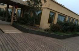 路北区军安里尚座花园屋面防水维修