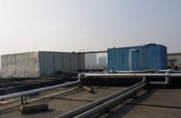 贵州西众塑胶股份公司屋面防水维修