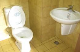 乌当区新光路姐妹足浴卫生间漏水