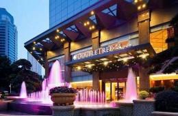 粤丰希尔顿逸林酒店公寓装修防水专项工程外包