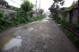 宁波东钱湖部分农村公路大中修工程