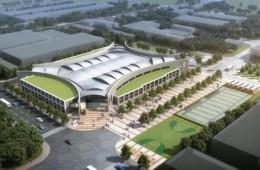 无锡市太湖新城建设指挥部办公室太湖新城体育公园项目防水专项分包